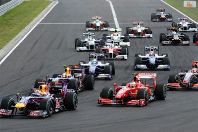 Formula 1 Franciaország