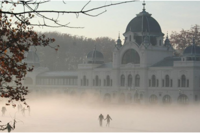 Ice Rink Budapest – Winter Passion