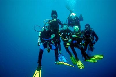 Malta scuba diving – búvárkodás Máltán